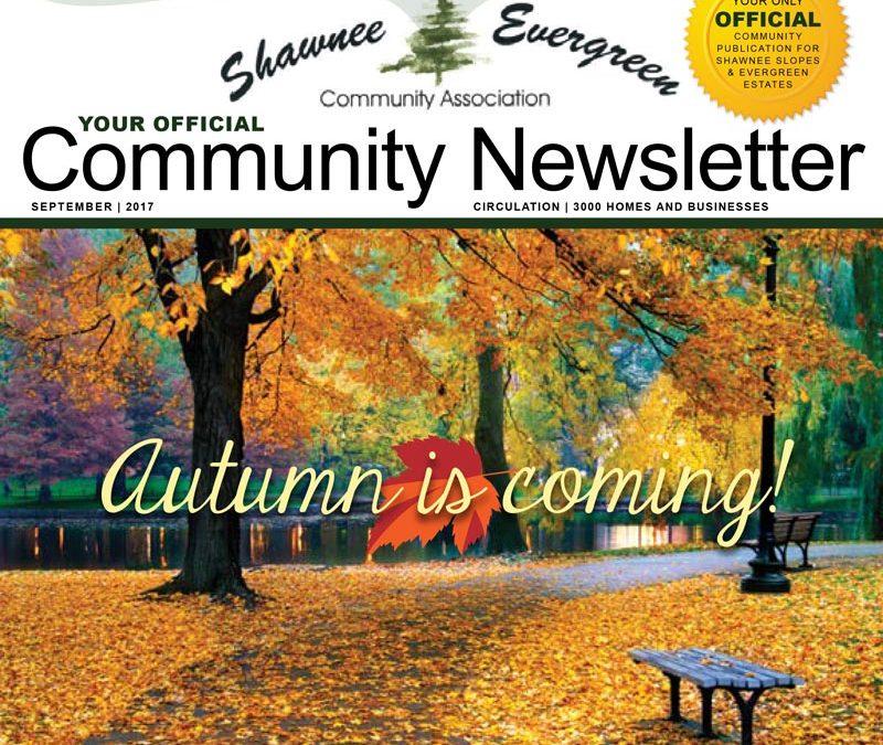 SECA September 2017 Newsletter