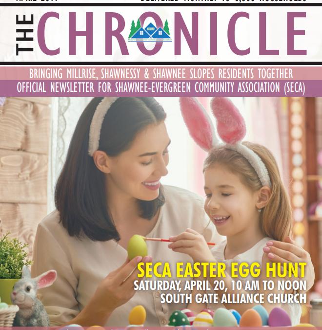 Chronicle April 2019