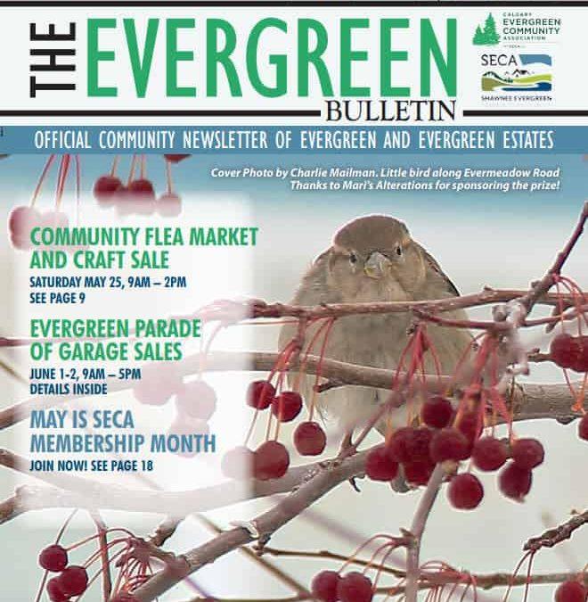 Evergreen Bulletin May 2019