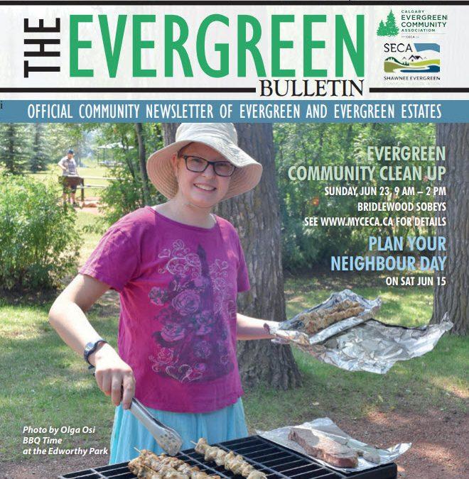 Evergreen Bulletin June 2019