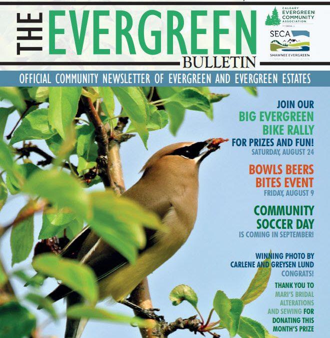 Evergreen Bulletin August 2019