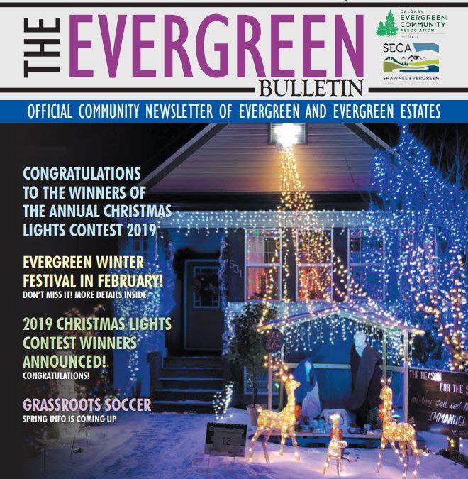 Evergreen February 2020