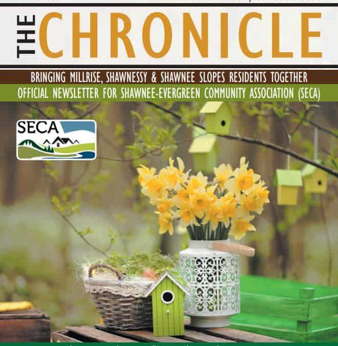 Chronicle April 2020