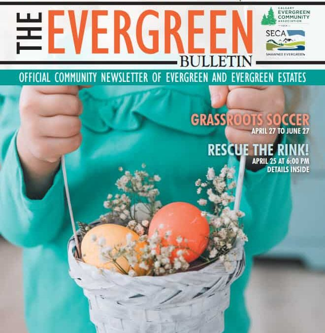 Evergreen April 2020