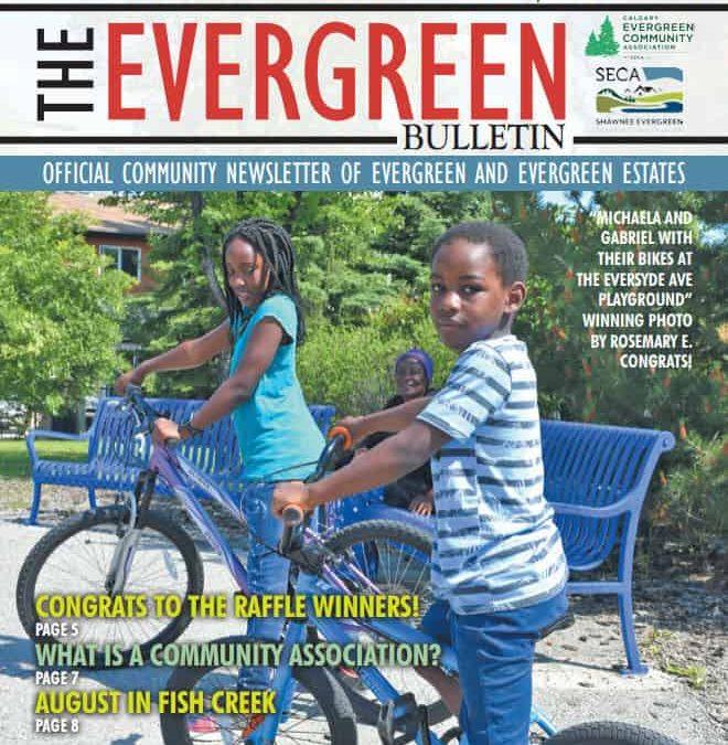 Evergreen August 2020
