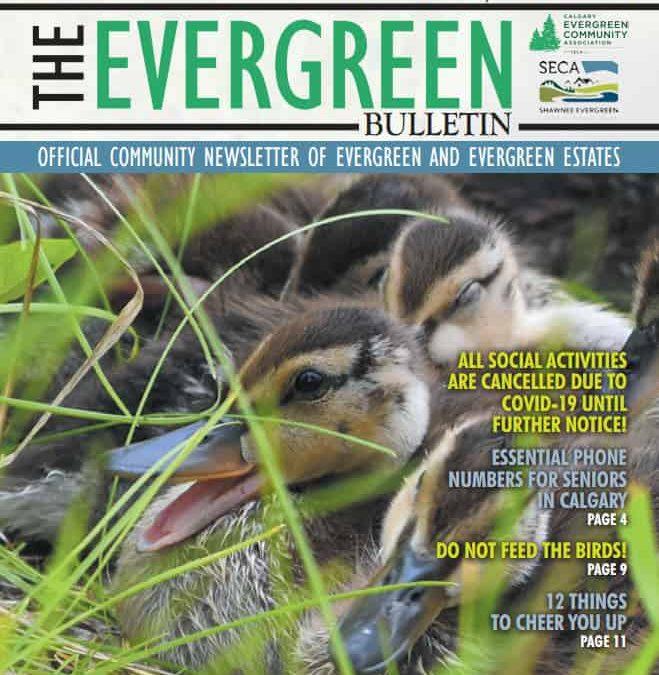 Evergreen May 2020