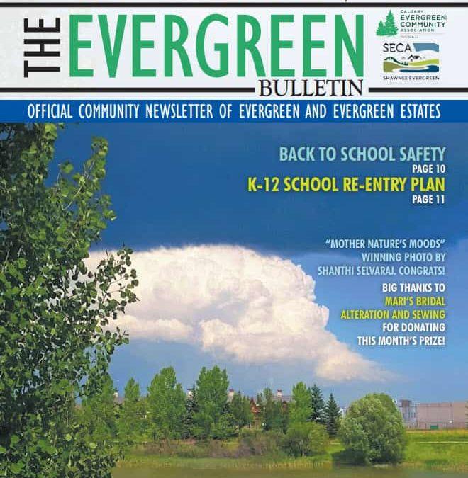 Evergreen September 2020